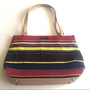 Kate Spade NewYork Canvas Shoulder Bag